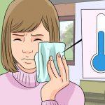 Как сделать компресс от зубной боли?