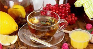 Травы от температуры чай