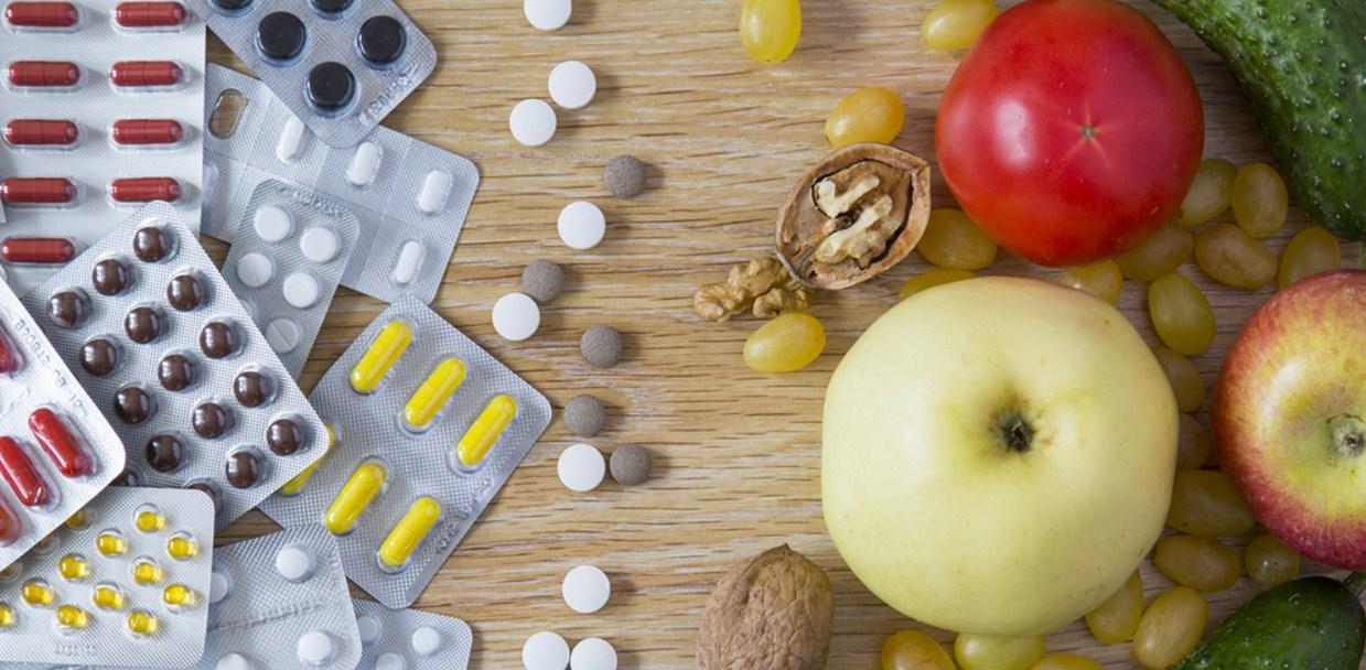 Витамины таблетки фрукты