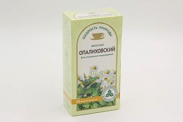 опалиховский чай