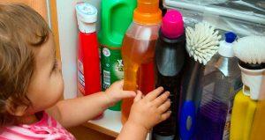 Отравление бытовой химией ребенок
