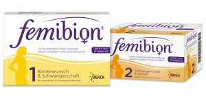 Фемибион Наталкер упаковка