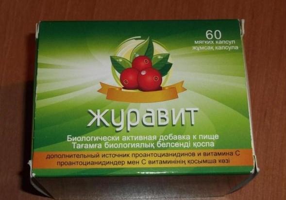 Журавит препарат
