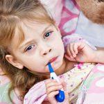 Белая лихорадка - как сбить температуру?