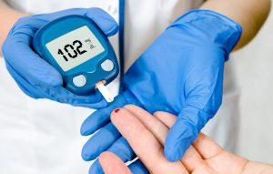 Кровь на сахар диабет