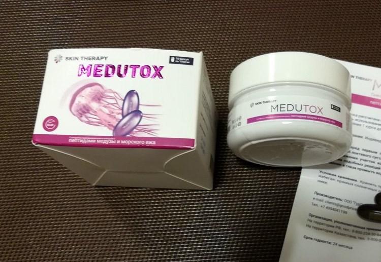 Медутокс для красоты