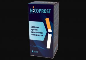 Никопрост от курения