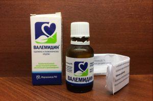 Валемидин упаковка