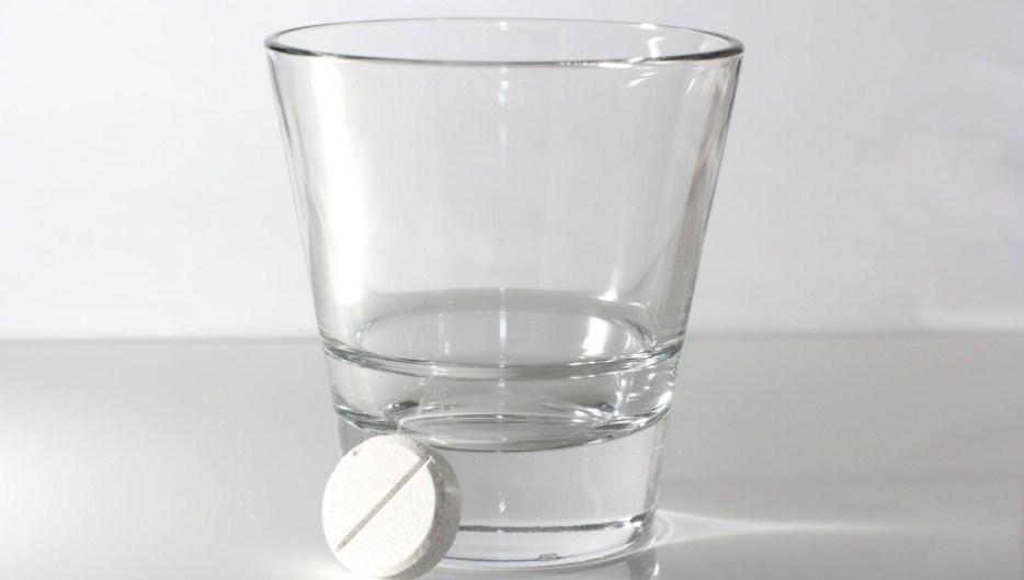 Зофран таблетки и вода