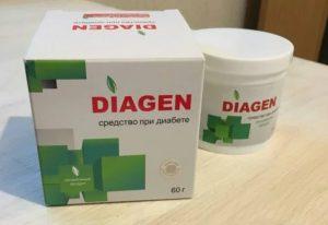 Диаген от диабета