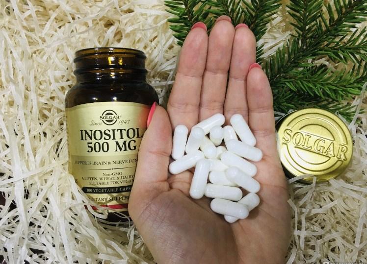 Инозитол препарат