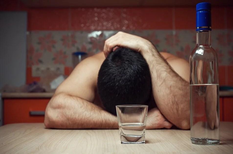 Нужно бросить пить