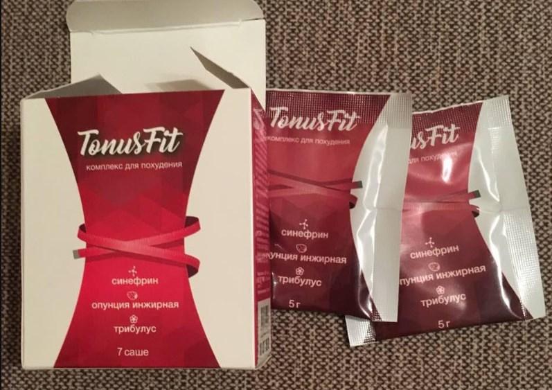 ТонусФит препарат для похудения