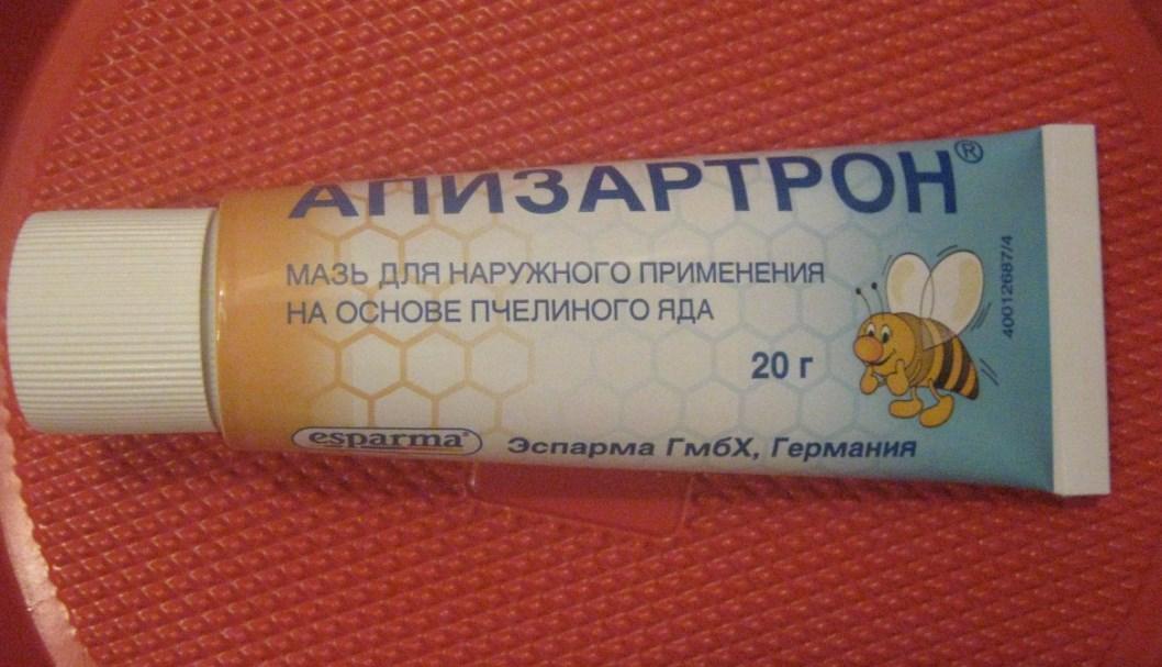 Апизартрон туба