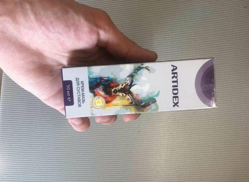Артидекс крем