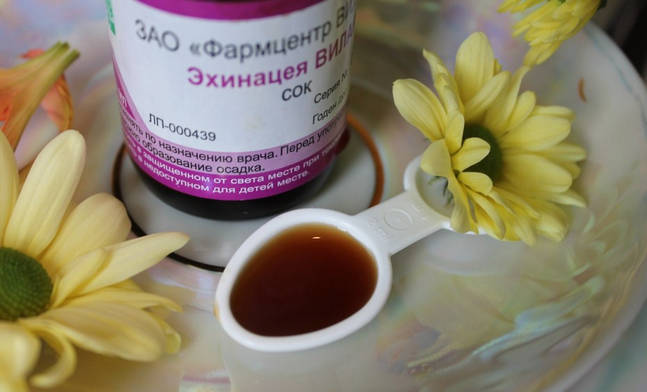 Эхинацея Вилар сок