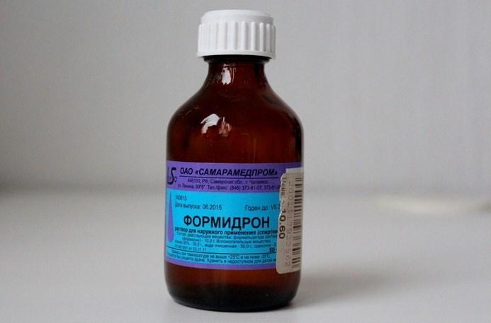 Гипергидроз формидрон