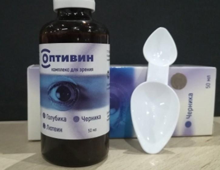 Оптивин глаза