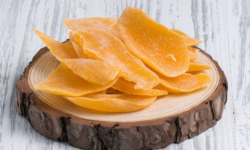 Сушеный манго
