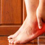 Чем лечить боль в пятке при наступании?