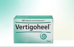 Вертигохель упаковка