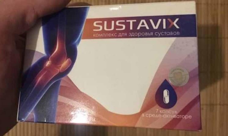 Суставикс суставы