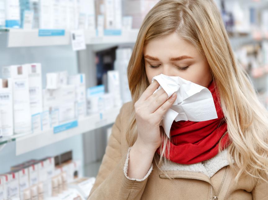 Аллергический ринит лекарства