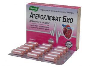 Атероклифит био