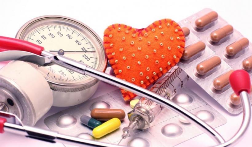 Гипертония препараты