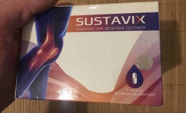 Суставикс препарат