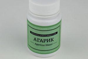 Агарик капсулы