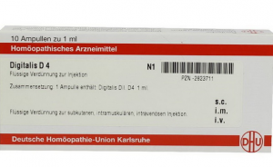 Дигиталис препарат