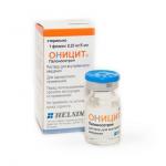Оницит препарат - инструкция по применению