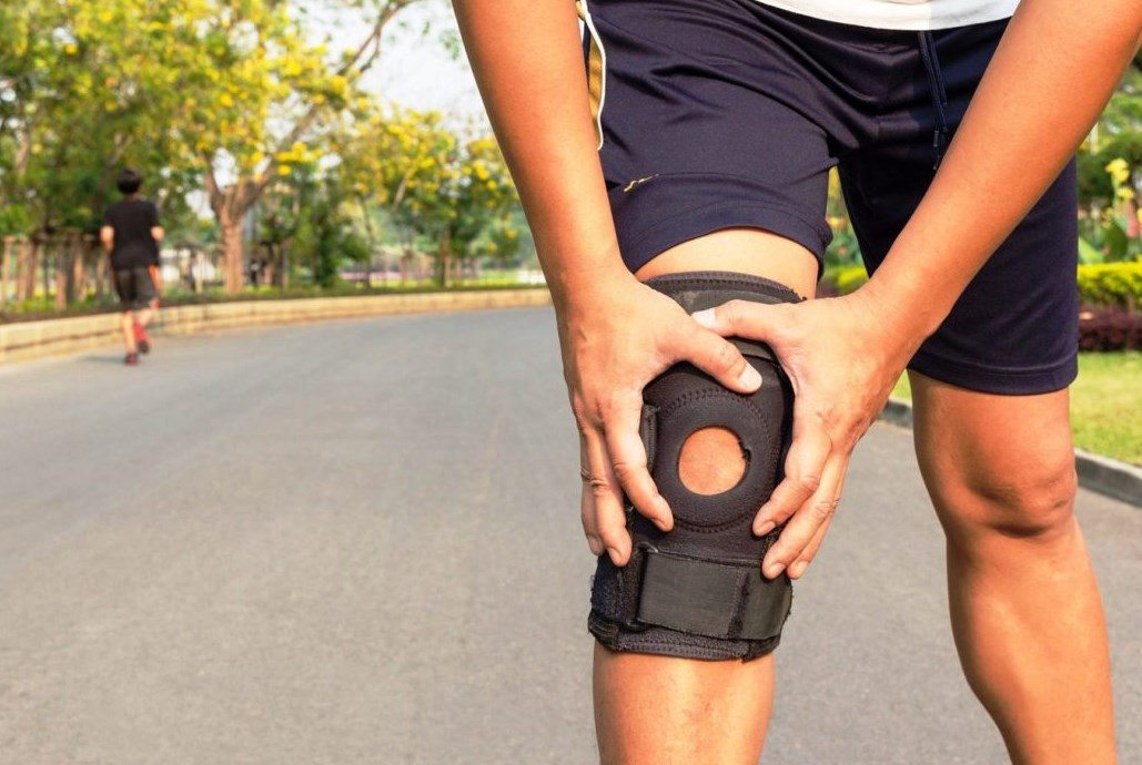Фиксатор колена Knee Support