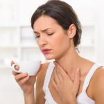 Что делать, если появилась режущая боль при глотании?