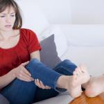 Почему при ходьбе ноги становятся ватными?