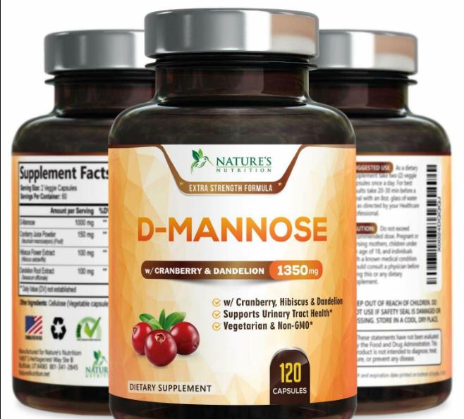 Д-манноза препарат