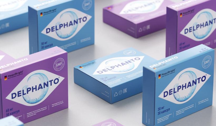 Дельфанто коробка