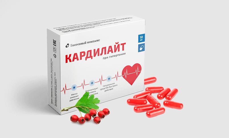 Кардилайт препарат